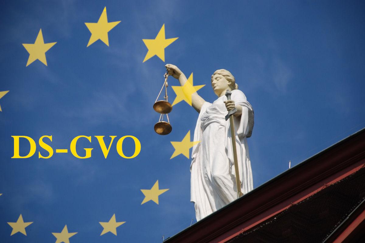 Justizia und die DSGVO